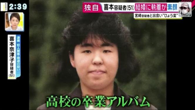 喜本奈津子