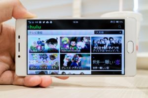 huluの動画をスマホにダウンロードする方法と大画面テレビで見る方法